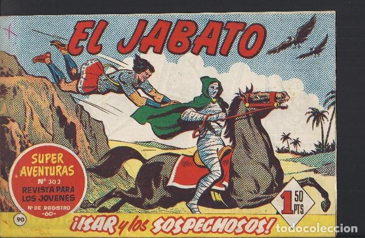 EL JABATO - EDITORIAL BRUGUERA - N°90 (Tebeos y Comics - Bruguera - Jabato)