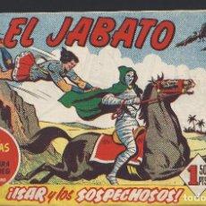 Tebeos: EL JABATO - EDITORIAL BRUGUERA - N°90. Lote 156548074
