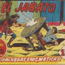 Tebeos: EL JABATO - EDITORIAL BRUGUERA - N°105. Lote 156548166