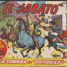 Tebeos: EL JABATO - EDITORIAL BRUGUERA - N°106. Lote 156548202