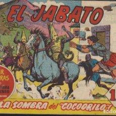 Tebeos: EL JABATO - EDITORIAL BRUGUERA - N°106. Lote 156548262