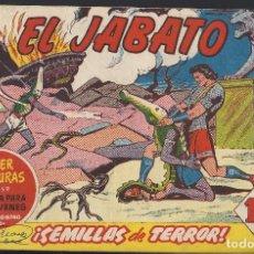 Tebeos: EL JABATO - EDITORIAL BRUGUERA - N°109. Lote 156548302