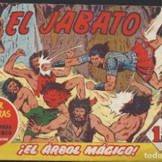 Tebeos: EL JABATO - EDITORIAL BRUGUERA - N°101. Lote 156548326