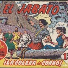 Tebeos: EL JABATO - EDITORIAL BRUGUERA - N°102. Lote 156548350