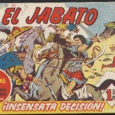 Tebeos: EL JABATO - EDITORIAL BRUGUERA - N°103. Lote 156548398