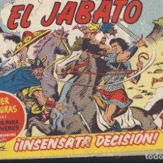 Tebeos: EL JABATO - EDITORIAL BRUGUERA - N°103. Lote 156548454