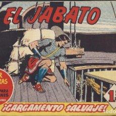 Tebeos: EL JABATO - EDITORIAL BRUGUERA - N°175. Lote 156548506