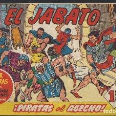 Tebeos: EL JABATO - EDITORIAL BRUGUERA - N°98. Lote 156548586