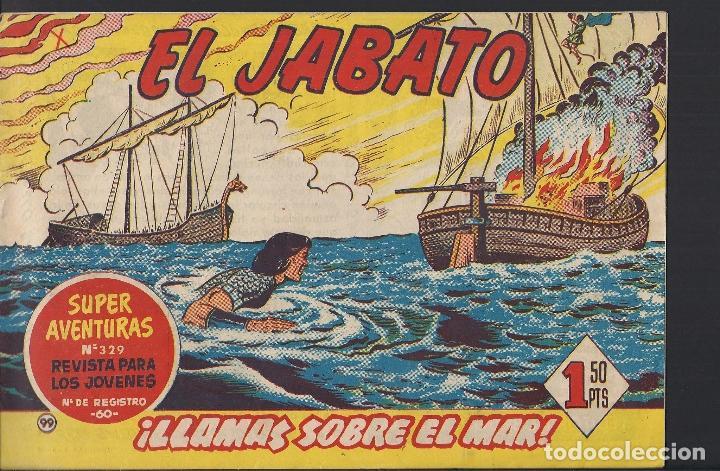EL JABATO - EDITORIAL BRUGUERA - N°99 (Tebeos y Comics - Bruguera - Jabato)
