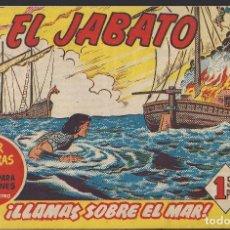 Tebeos: EL JABATO - EDITORIAL BRUGUERA - N°99. Lote 156548622