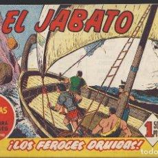Tebeos: EL JABATO - EDITORIAL BRUGUERA - N°100. Lote 156548650
