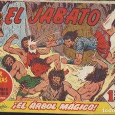 Tebeos: EL JABATO - EDITORIAL BRUGUERA - N°101. Lote 156548690