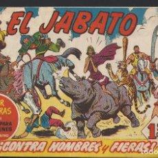 Tebeos: EL JABATO - EDITORIAL BRUGUERA - N°132. Lote 156548738