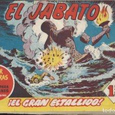 Tebeos: EL JABATO - EDITORIAL BRUGUERA - N°164. Lote 156548810