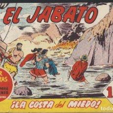 Tebeos: EL JABATO - EDITORIAL BRUGUERA - N°171. Lote 156548926