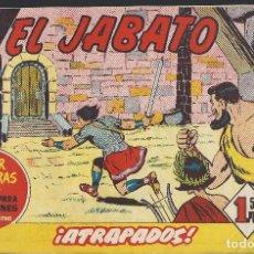 Tebeos: EL JABATO - EDITORIAL BRUGUERA - N°172. Lote 156548966