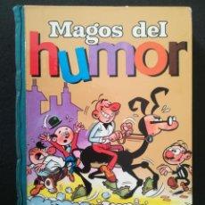 Tebeos: MAGOS DEL HUMOR. TOMO 1. BRUGUERA. Lote 156561978