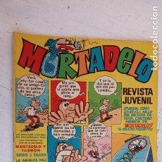 Tebeos: MORTADELO Nº 37 CON LOS MORTADELOS - CORSARIO DE HIERRO. Lote 156562166
