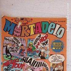 Tebeos: MORTADELO Nº 286 COMANCHE - CORSARIO DE HIERRO - SIR TIM O'THEO. Lote 156562358