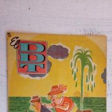 Tebeos: EL DDT Nº 633 - BRUGUERA 1958. Lote 156562866