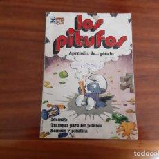 Tebeos: OLE LOS PITUFOS. Lote 156574562