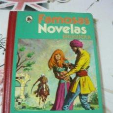 Tebeos: FAMOSAS NOVELAS XII (12) - BRUGUERA. Lote 156633518