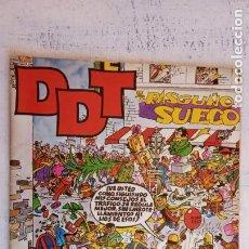 Tebeos: DDT ALMANAQUE 1970 - ASTRA SERVICIO SECRETO - 68 PGS. Lote 156664186