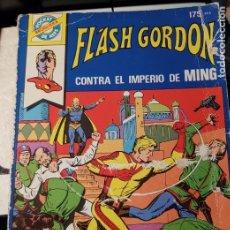 Tebeos: FLASH GORDON. POCKET DE ASES BRUGUERA. Lote 156707078