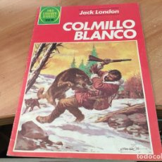 Tebeos: JOYAS LITERARIAS Nº 256 PRIMERA EDICION COLMILLO BLANCO (BRUGUERA) (COIM22). Lote 156723906