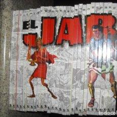 Tebeos: 28 VOLUMENES CORRELATIVOS DEL JABATO. Lote 156746146