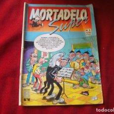 Tebeos: MORTADELO SUPER Nº 5 1987. Lote 156748570