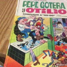 Tebeos: PEPE GOTERA Y OTILIO - ASES DEL HUMOR NUMERO 21 CHAPUZAS A GO GO. Lote 156748846