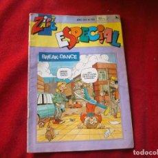 Tebeos: ZIPI Y ZAPE ESPECIAL BREAK DANCE AÑO XIV Nº 155 1985. Lote 156749230