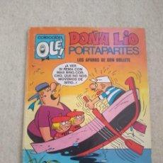 Tebeos: OLÉ Nº 65 - DOÑA LÍO PORTAPARTES - LOS APUROS DE DON BOLLETE - SIN PORTADILLA. Lote 156803518