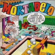 Tebeos: MORTADELO EXTRA DE VERANO DE 1971. Lote 156810330