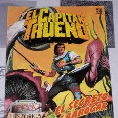 Tebeos: EL CAPITAN TRUENO EDICION HISTORICA . Lote 156907270