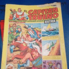 Tebeos: EL CAPITÁN TRUENO EXTRA 11. Lote 156907521