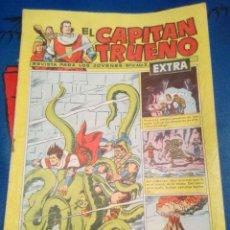 Tebeos: EL CAPITÁN TRUENO EXTRA 40. Lote 156907672