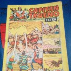 Tebeos: EL CAPITÁN TRUENO EXTRA 37. Lote 156908194
