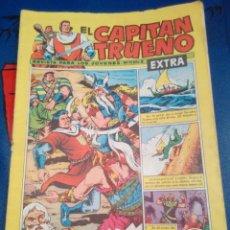 Tebeos: EL CAPITÁN TRUENO EXTRA 11. Lote 156908937