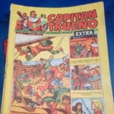 Tebeos: EL CAPITÁN TRUENO EXTRA 4. Lote 156909346