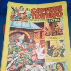 Tebeos: EL CAPITÁN TRUENO EXTRA 25. Lote 156909793