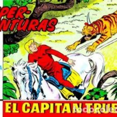 Tebeos: EL CAPITÁN TRUENO-CUADERNILLO SEMANAL - Nº 605 -EL MAJARAJÁ NEGRO-1968-JOSÉ GRAU-DIFÍCIL-LEAN-0606. Lote 156912774
