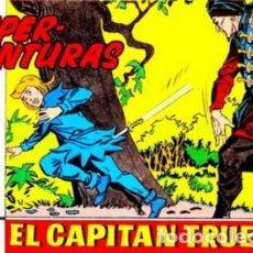 Tebeos: EL CAPITÁN TRUENO-CUADERNILLO SEMANAL - Nº 606 -EL PALACIO RODANTE-1968-JOSÉ GRAU-DIFÍCIL-LEAN-0607. Lote 156913530