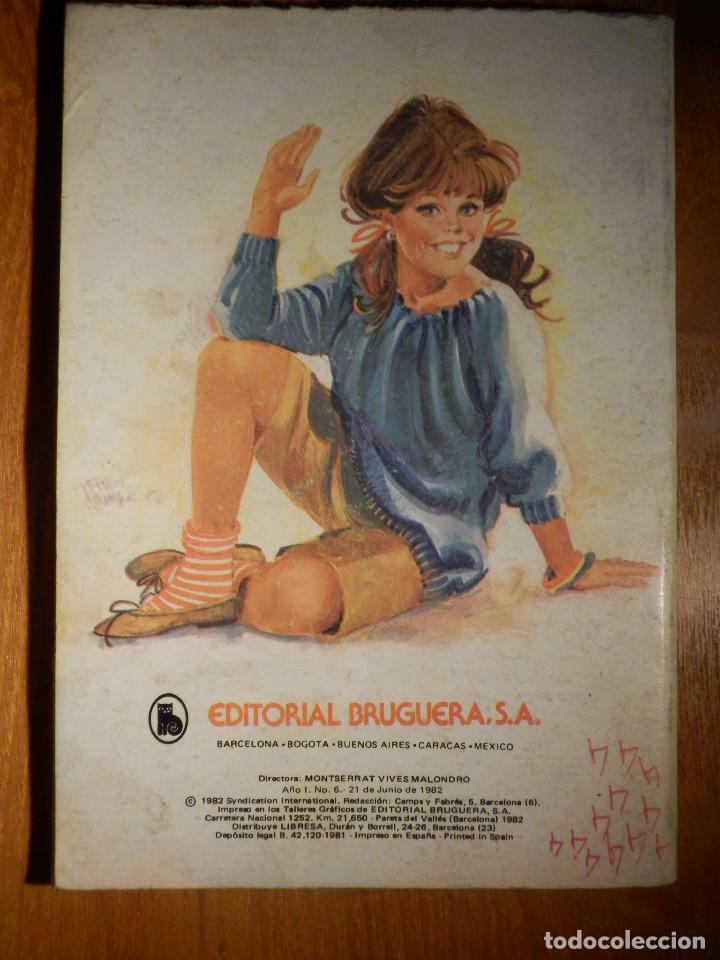 Tebeos: COMIC - ESTHER - AÑO I Nº 6 - TENGO MIEDO A LOS GUATEQUES - BRUGUERA 1982 - - Foto 2 - 156945058