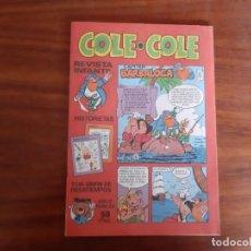 Tebeos: COLE COLE NUMERO 23 BRUGUERA. Lote 156995646