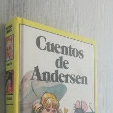 Tebeos: CUENTOS DE ANDERSEN. HISTORIAS INFANTIL Nº 20. Lote 157219290