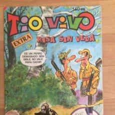 Tebeos: TIO VIVO EXTRA - 2 EPOCA NUMERO 82 - BRUGUERA. Lote 157741942