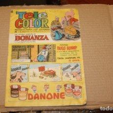 Livros de Banda Desenhada: TELE COLOR Nº 212, EDITORIAL BRUGUERA. Lote 157855454