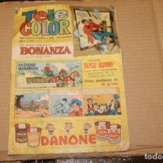 Livros de Banda Desenhada: TELE COLOR Nº 200, EDITORIAL BRUGUERA. Lote 157855590